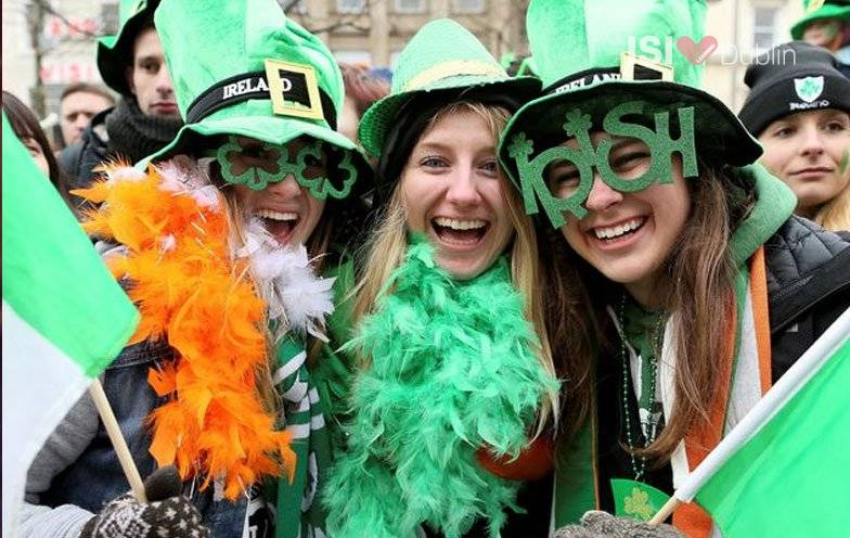 St. Patrick's Day Celebrations and Traditions in Dublin