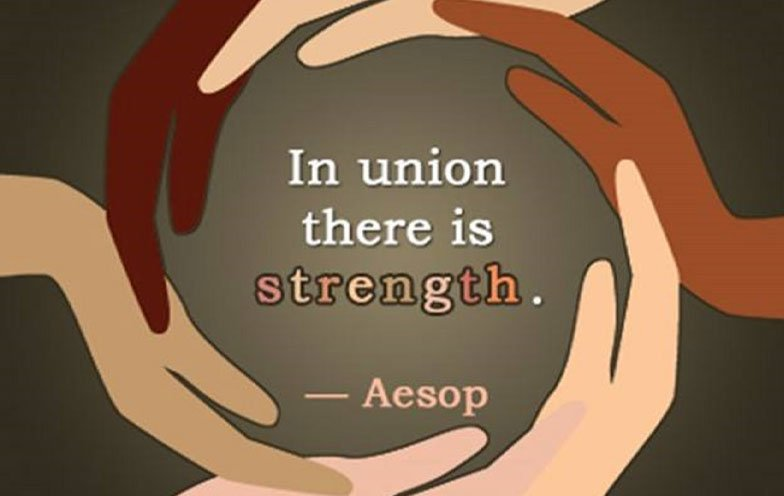 In Unify there is Strength