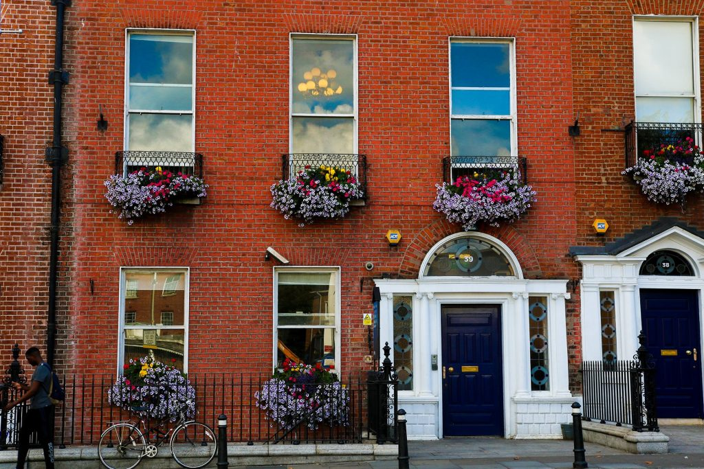 Our Parnell Square centre is housed in a beautiful redbrick Georgian building.